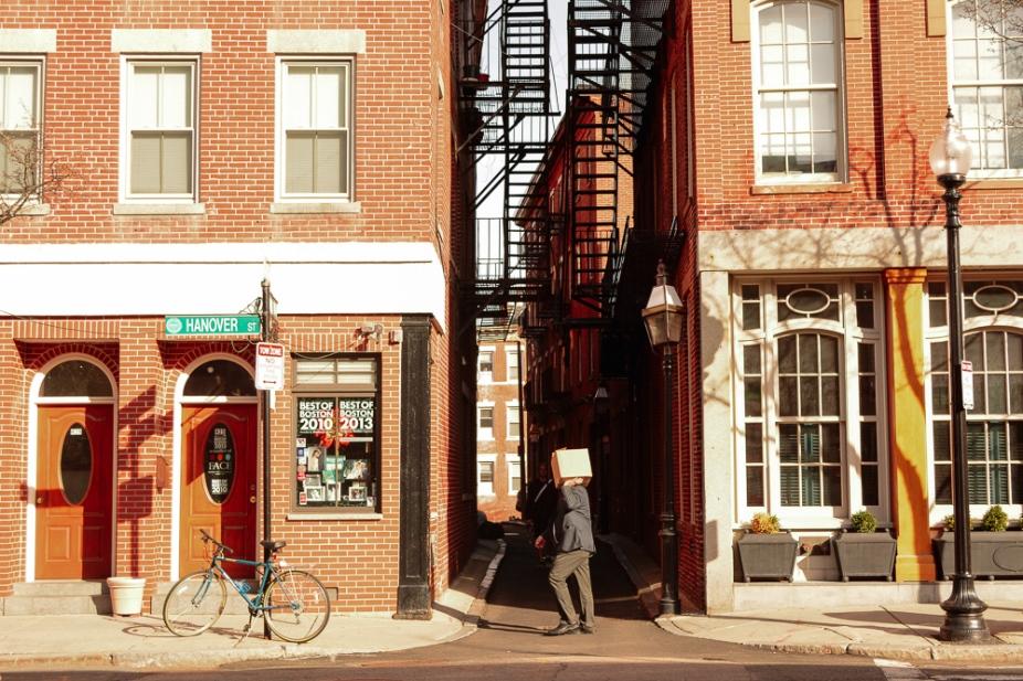 Hanover St.-